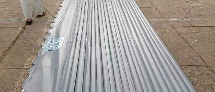 Báo giá mái xếp, bạt xếp bạt kéo lùa lượn sóng di động phát đạt tại TP mỹ tho tiền giang