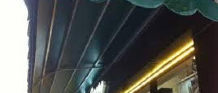 Báo giá mái xếp, bạt xếp bạt kéo lùa lượn sóng di động phát đạt tại tp cam ranh khánh hòa