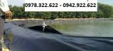 Sản Xuất Và Cung Cấp Bạt Lót Sàn Ao Hồ Nuôi Tôm Cá, Bạt Lót HPDE Chống Thấm Chống Cháy