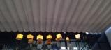 Báo giá mái xếp, bạt xếp bạt kéo lùa lượn sóng di động phát đạt tại TP rạch giá kiên giang