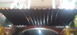 Báo giá mái xếp, bạt xếp bạt kéo lùa lượn sóng di động phát đạt tại tp pleiku gia lai