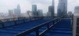 Báo giá mái xếp, bạt xếp bạt kéo lùa lượn sóng di động phát đạt tại TP cao lãnh đồng tháp
