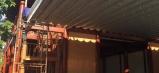 Mái xếp lượn sóng giá rẻ, mái bạt xếp kéo TP. Hồ Chí Minh
