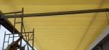 Báo giá mái xếp, bạt xếp bạt kéo lùa lượn sóng di động phát đạt tại tp bảo lộc lâm đồng