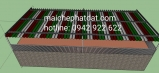 Báo giá mái xếp, bạt xếp bạt kéo lùa lượn sóng di động phát đạt tại tp đông hà quảng trị