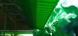 Báo giá mái xếp, bạt xếp bạt kéo lùa lượn sóng di động phát đạt tại tp hà tiên kiên giang