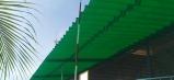 Báo giá mái xếp, bạt xếp bạt kéo lùa lượn sóng di động phát đạt tại phú giáo