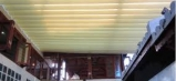 Mái xếp, mái che, mái bạt kéo lùa di động sân thượng