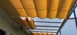 Báo giá mái xếp, bạt xếp bạt kéo lùa lượn sóng di động phát đạt tại vĩnh cửu