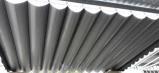 Báo giá mái xếp, bạt xếp bạt kéo lùa lượn sóng di động phát đạt tại cẩm mỹ