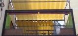 Báo giá mái xếp, bạt xếp bạt kéo lùa lượn sóng di động phát đạt tại trảng bom