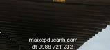 Báo giá mái xếp, bạt xếp bạt kéo lùa lượn sóng di động phát đạt tại tp vinh nghệ an
