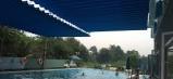 Mái xếp, mái che, mái bạt kéo lùa di động hồ bơi