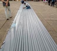 Hướng dẫn cách tự lắp ghép mái xếp mái kéo mái bạt lùa di động
